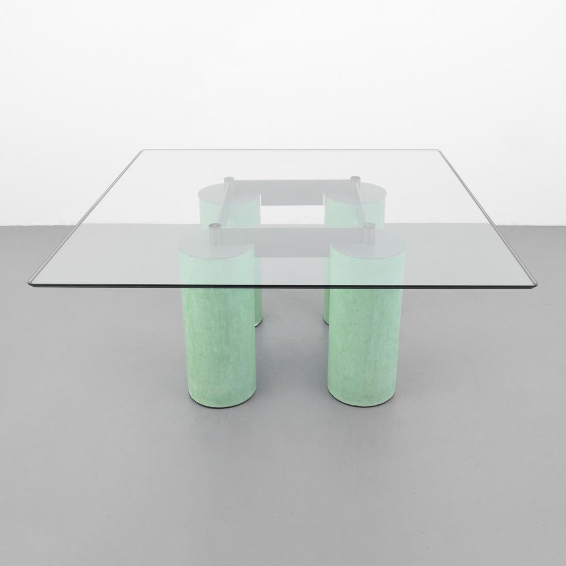 Large Massimo Vignelli SERENISSIMO Dining Table