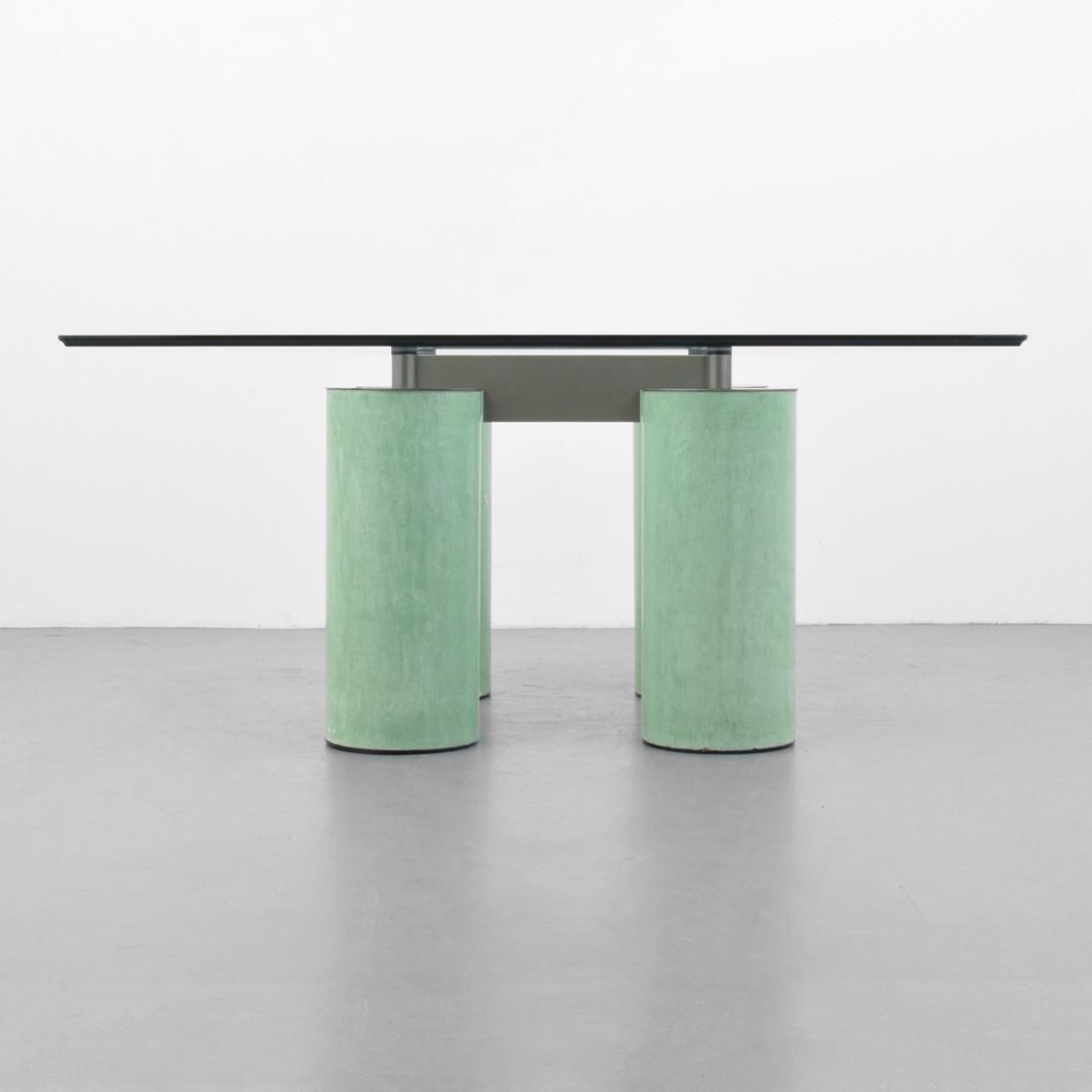 Large Massimo Vignelli SERENISSIMO Dining Table - 2
