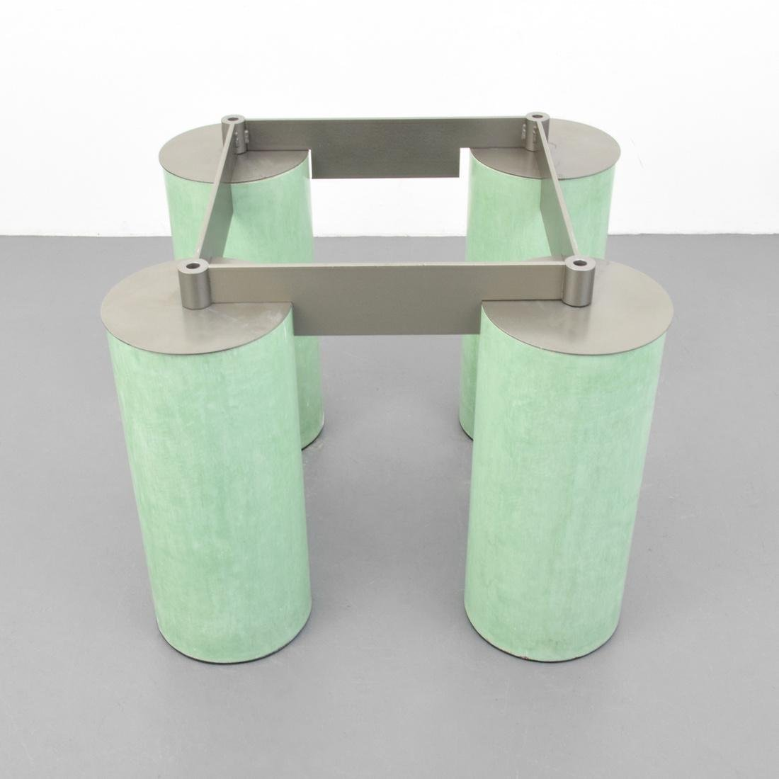 Large Massimo Vignelli SERENISSIMO Dining Table - 3