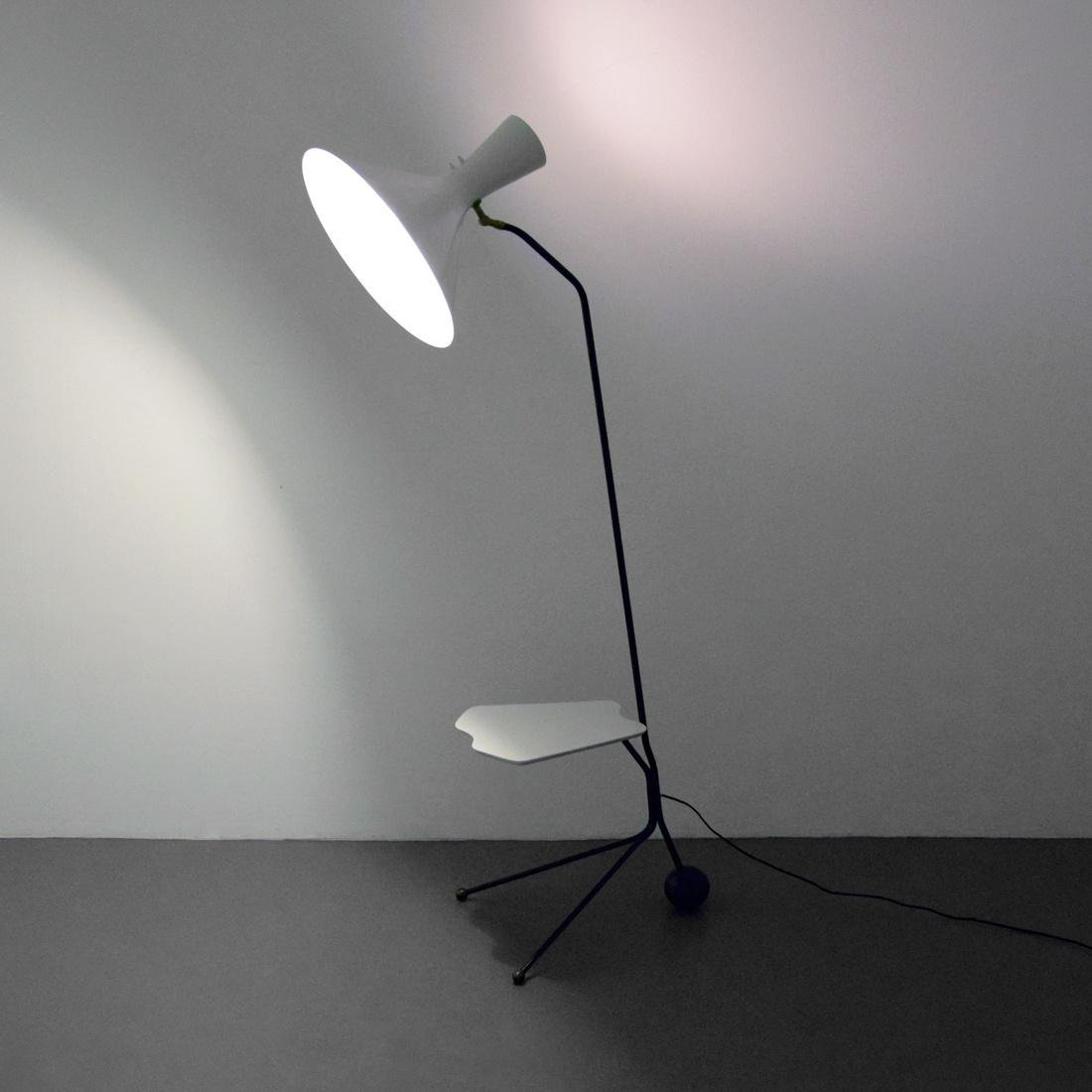 Floor Lamp Attributed to Pierre Guariche