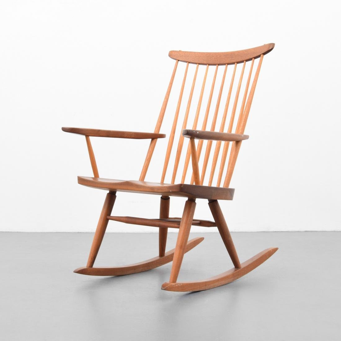 George Nakashima NEW CHAIR Rocker