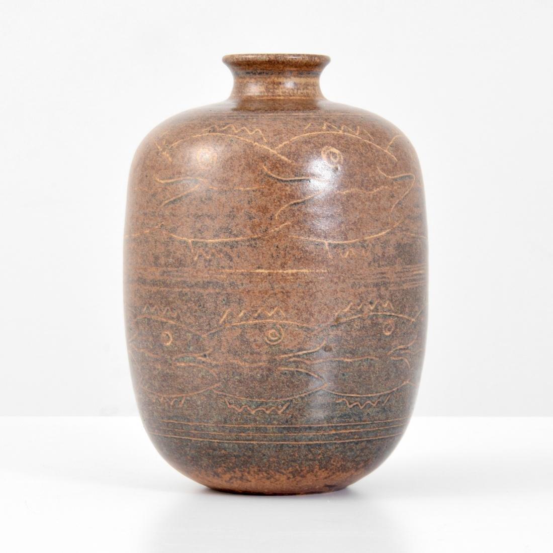 Edwin & Mary Scheier Vase/Vessel