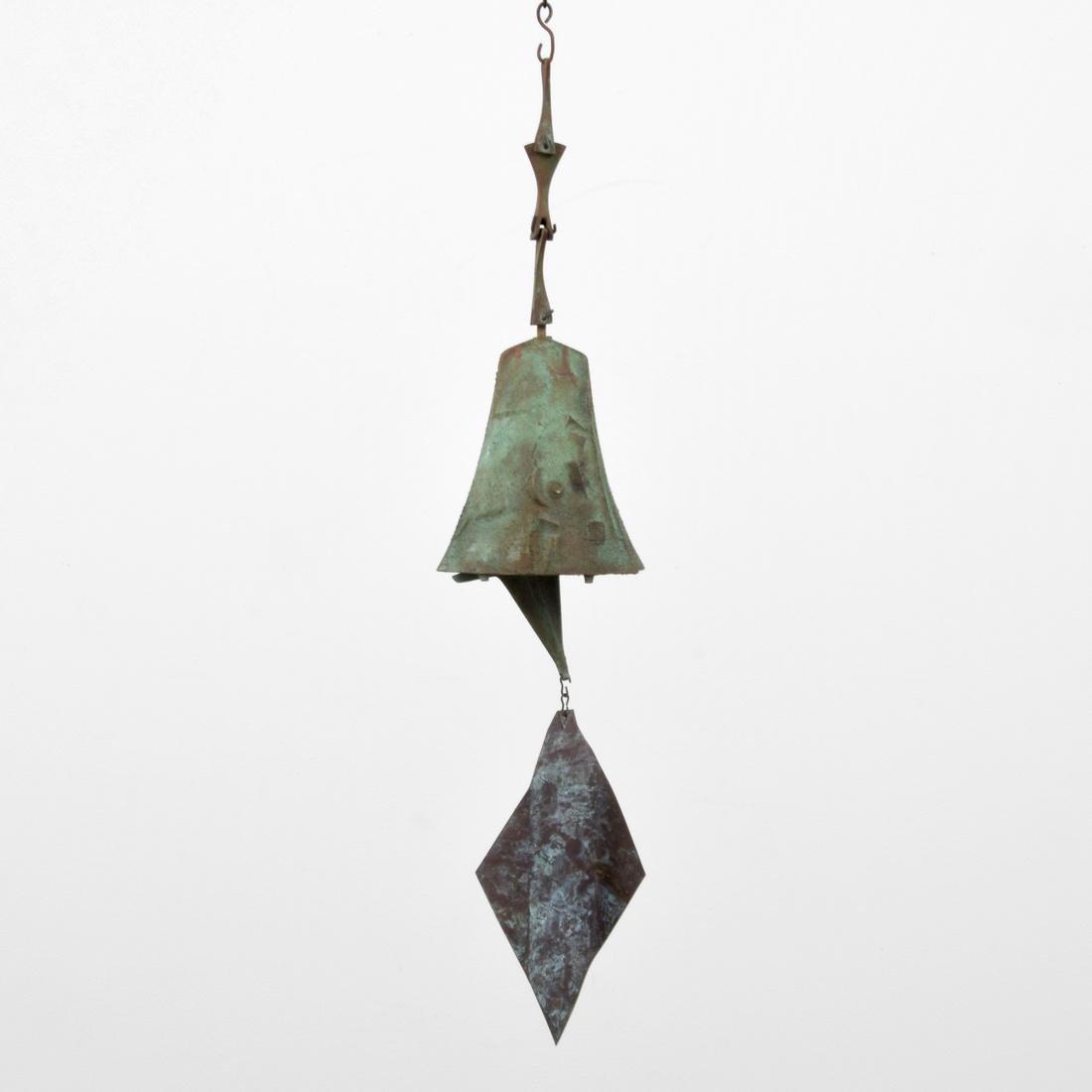 Paolo Soleri Bronze Wind Chime