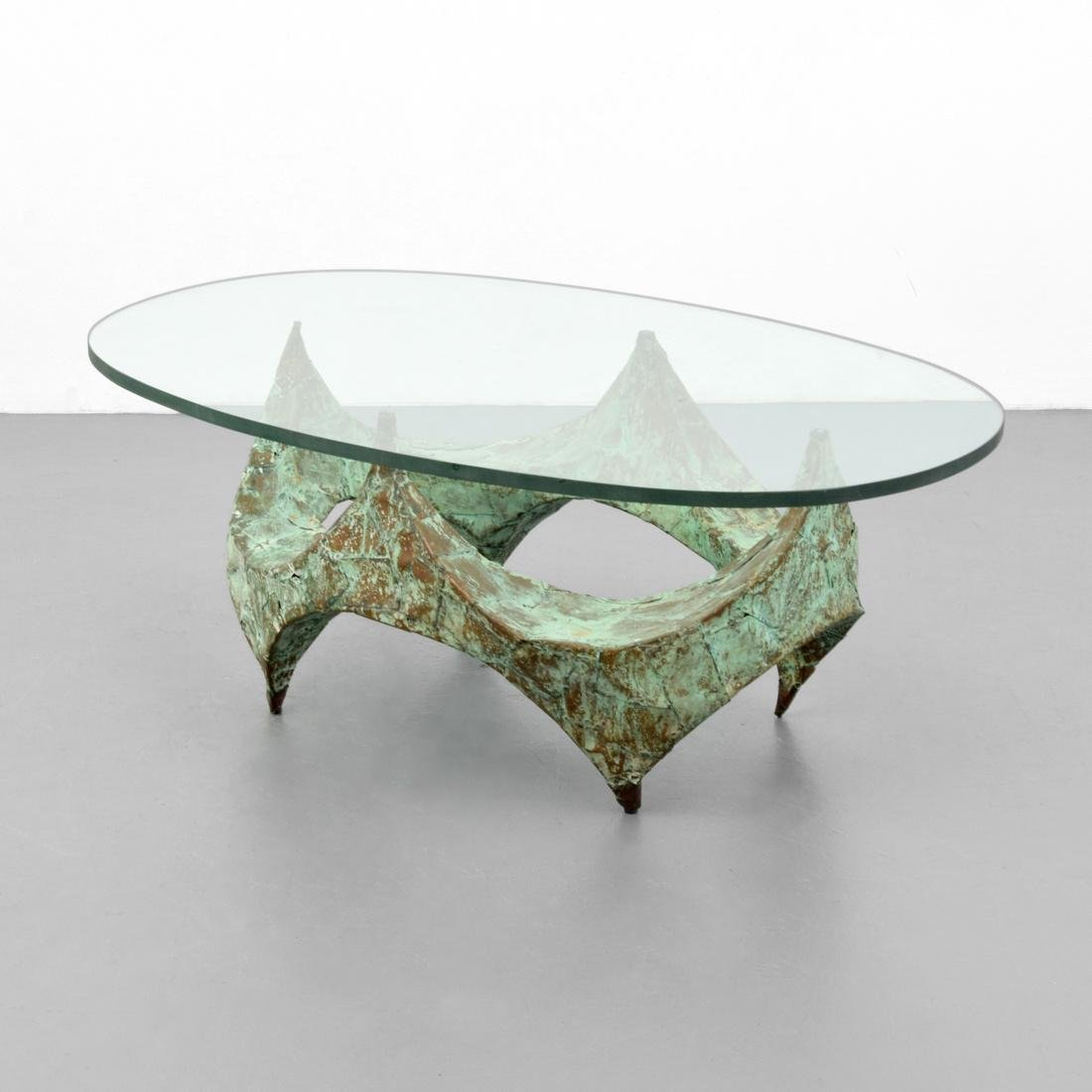 Rare Paul Evans Coffee Table