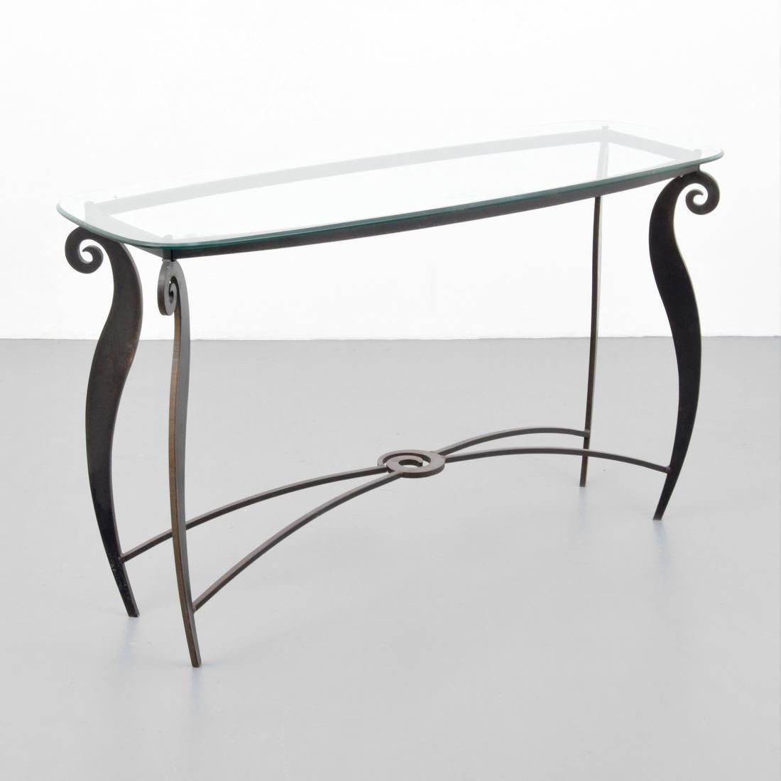 Pucci De Rossi Console Table