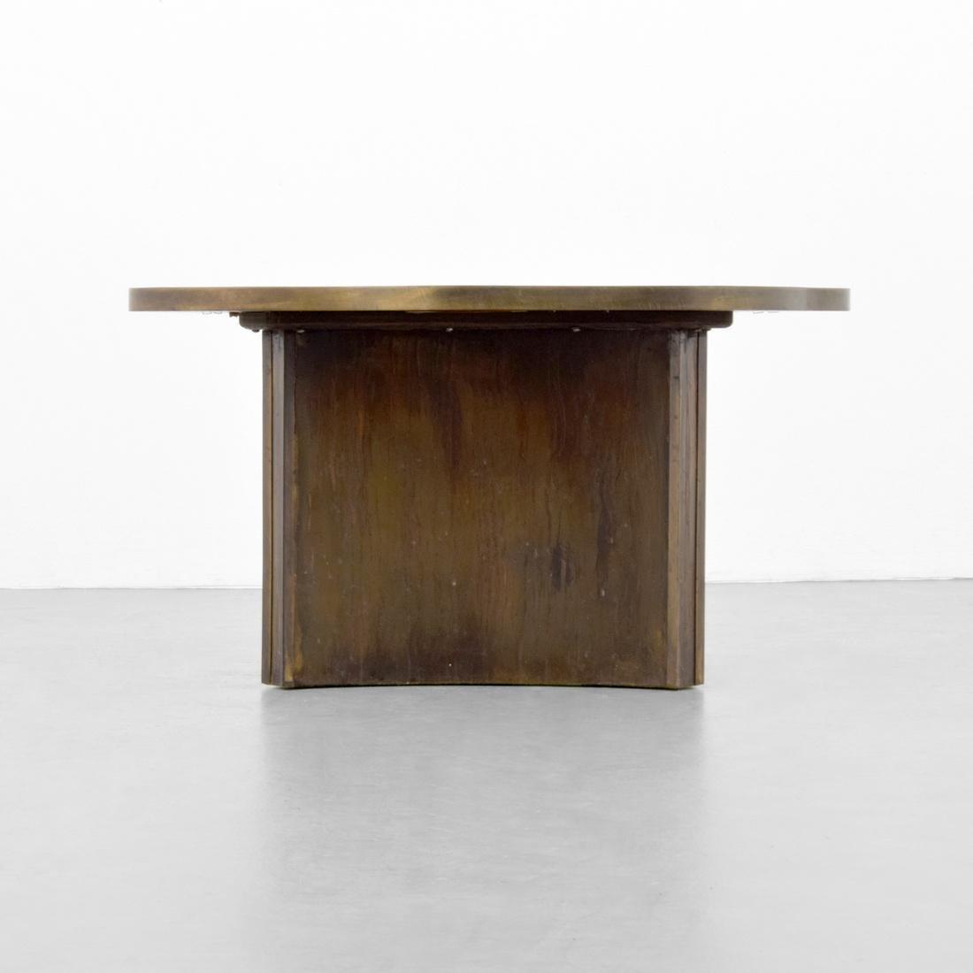 Rare Philip & Kelvin LaVerne Occasional Table - 6