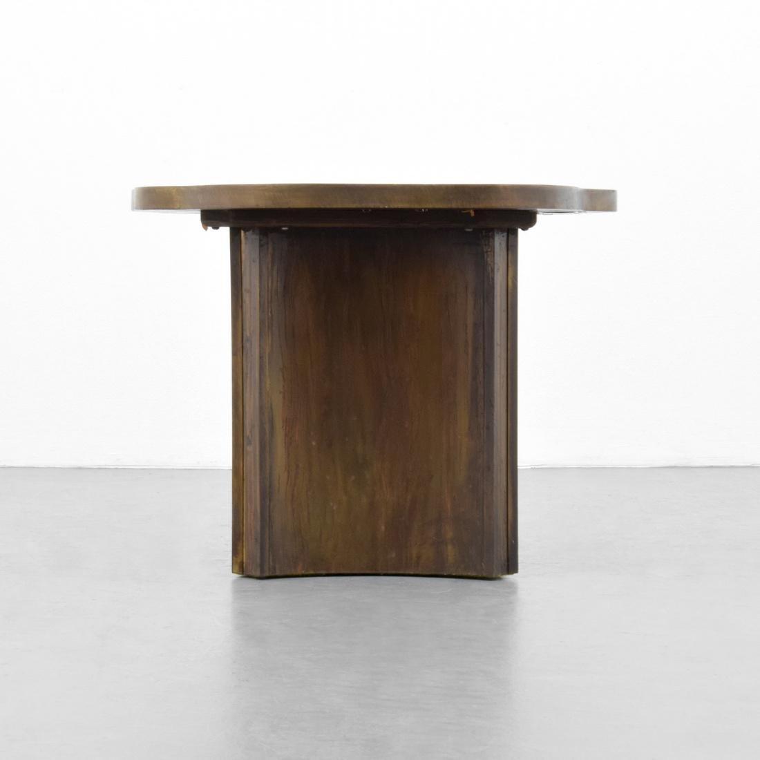Rare Philip & Kelvin LaVerne Occasional Table - 7