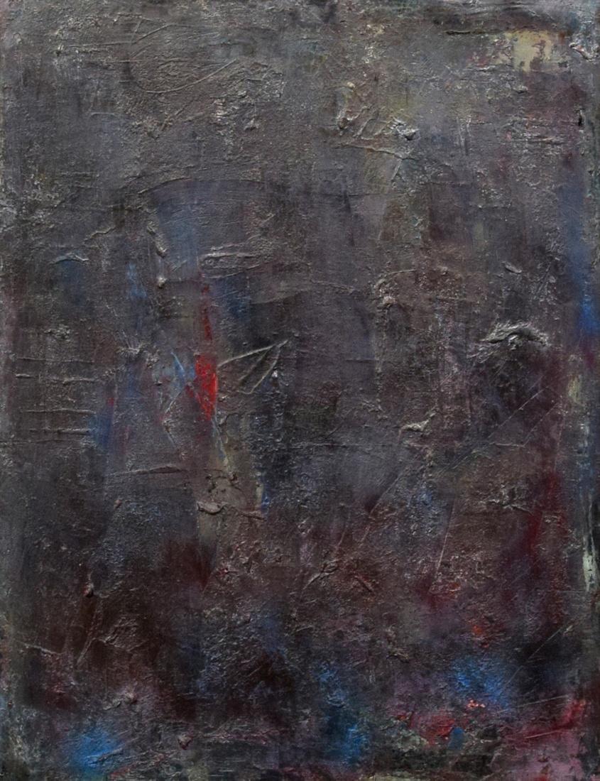 Jules Olitski Painting, Original Work