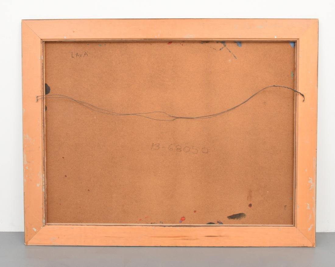 Large Leonardo Nierman Painting, Original Work - 5