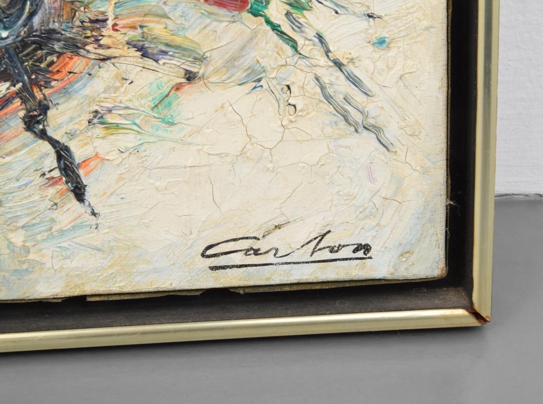 Norman Carton Painting, Original Work - 4