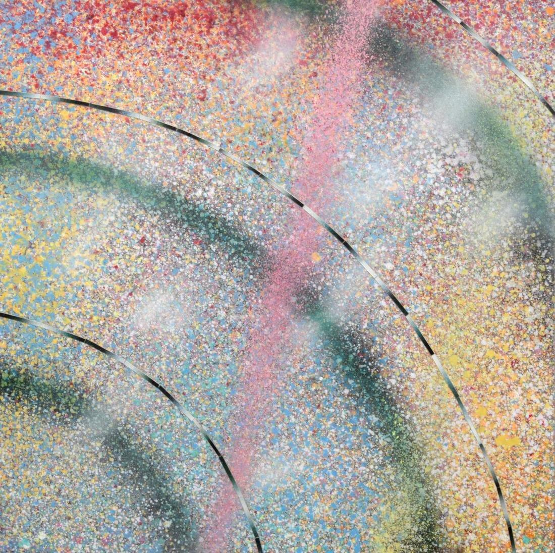 Alvin Demar Loving Jr. Painting, Original Work