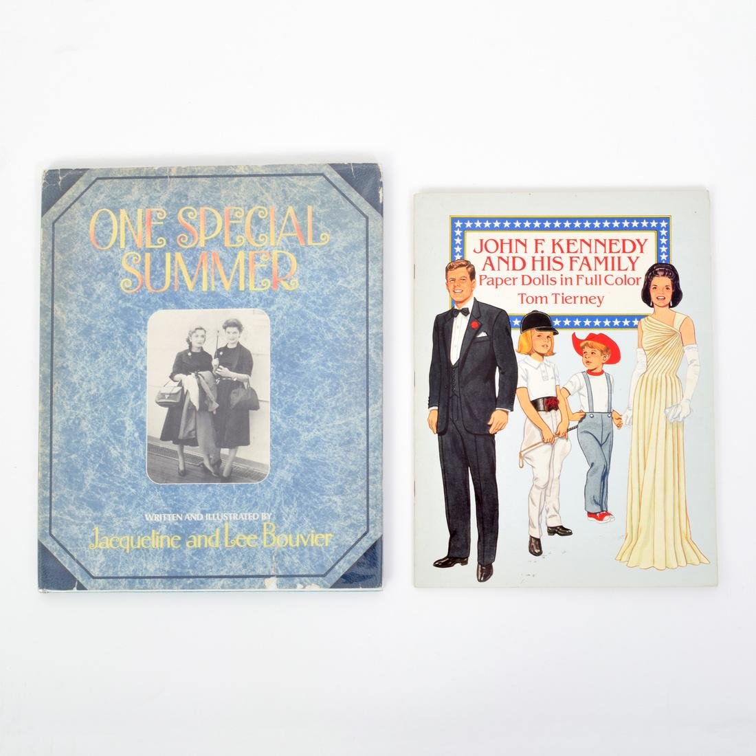 2 Kennedy Related Books