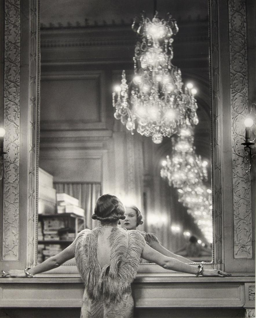 Alfred Eisenstaedt MODEL IN PARIS Photograph