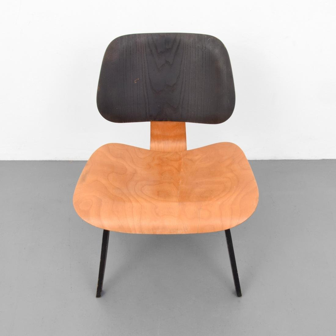 Early Charles & Ray Eames LCW Chair - 9