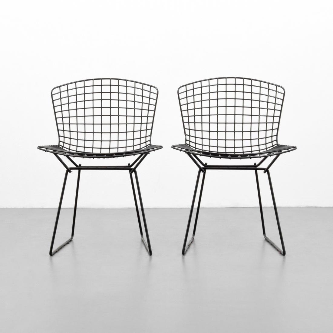Pair of Harry Bertoia Chairs - 10