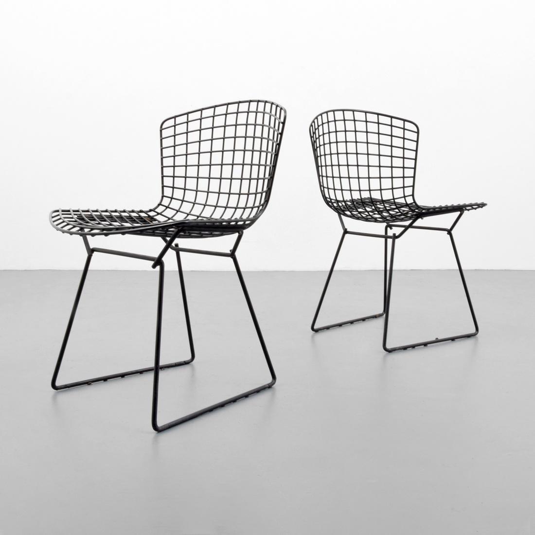 Pair of Harry Bertoia Chairs