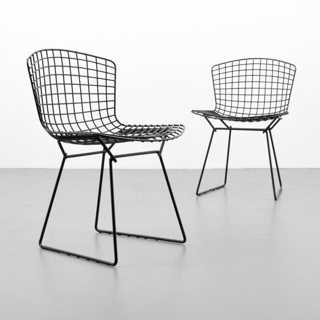 Pair of Harry Bertoia Chairs - 2