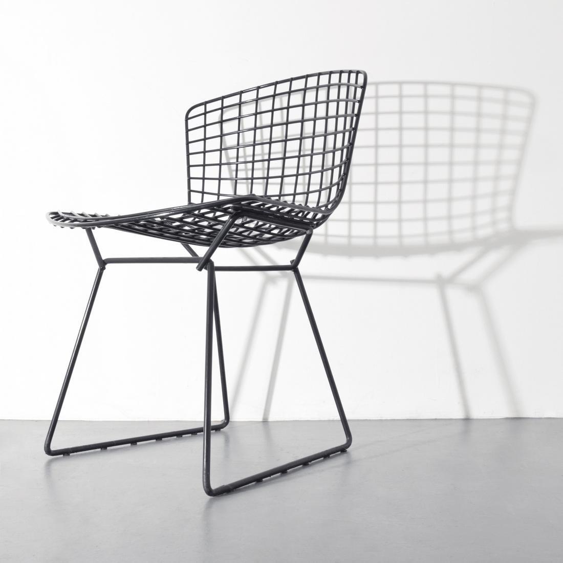 Pair of Harry Bertoia Chairs - 9