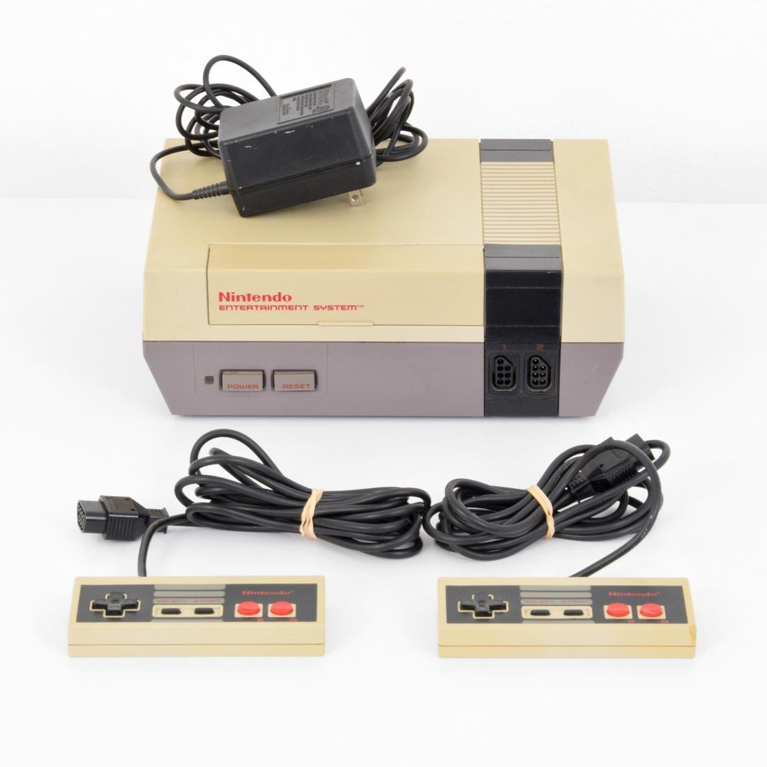 Nintendo Entertainment System, Games & Controllers - 6