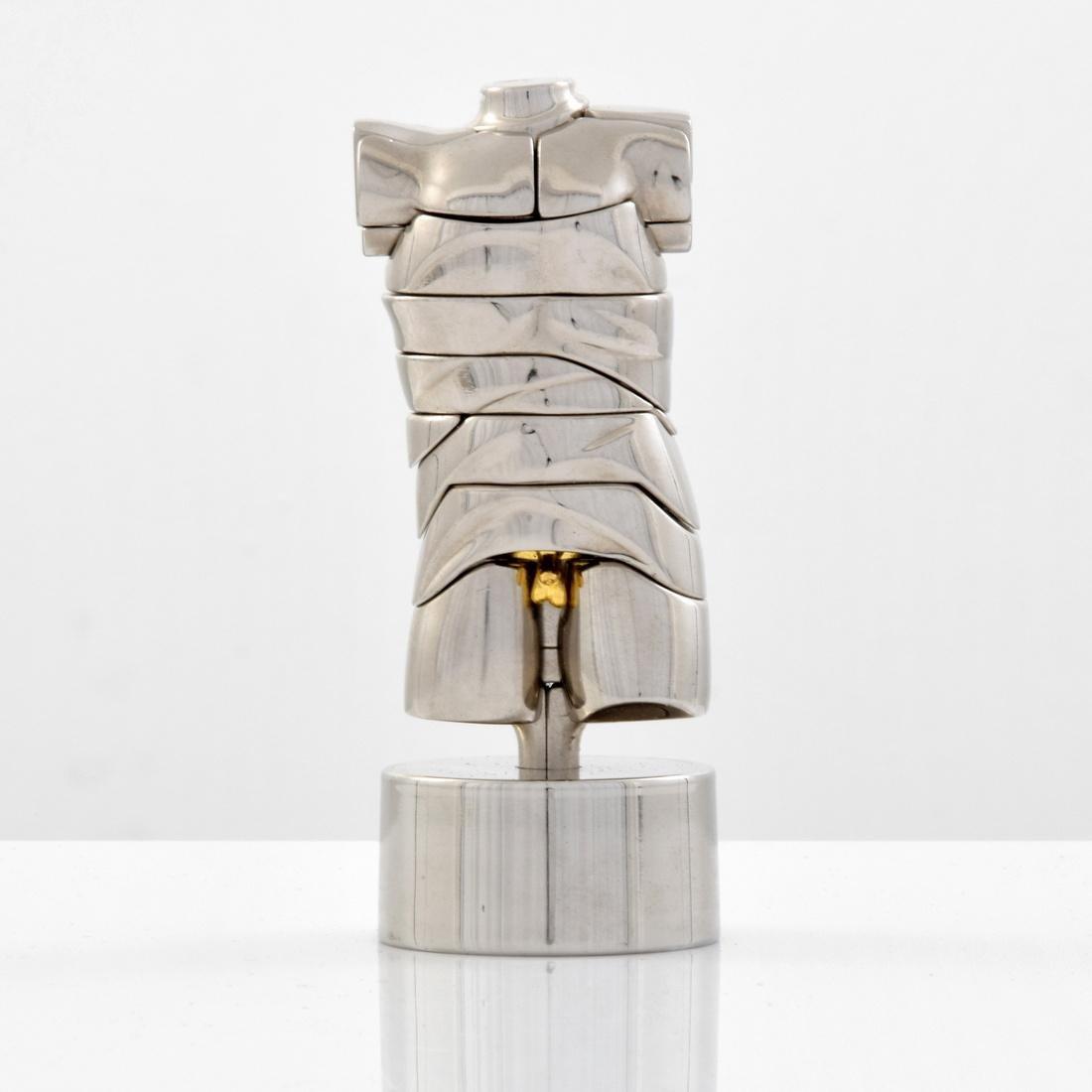 Miguel Berrocal MINI DAVID Sculpture/Puzzle
