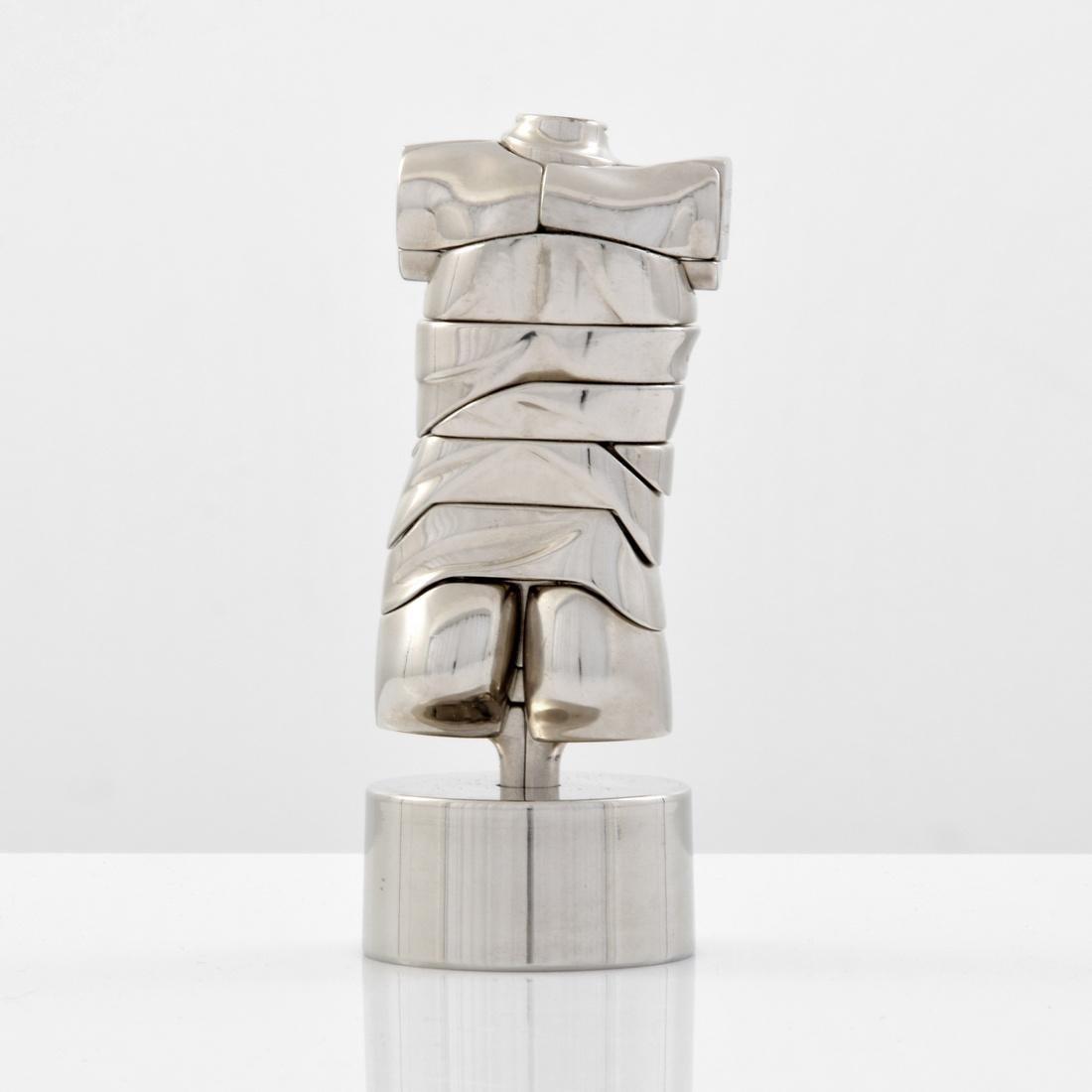Miguel Berrocal MINI DAVID Sculpture/Puzzle - 4