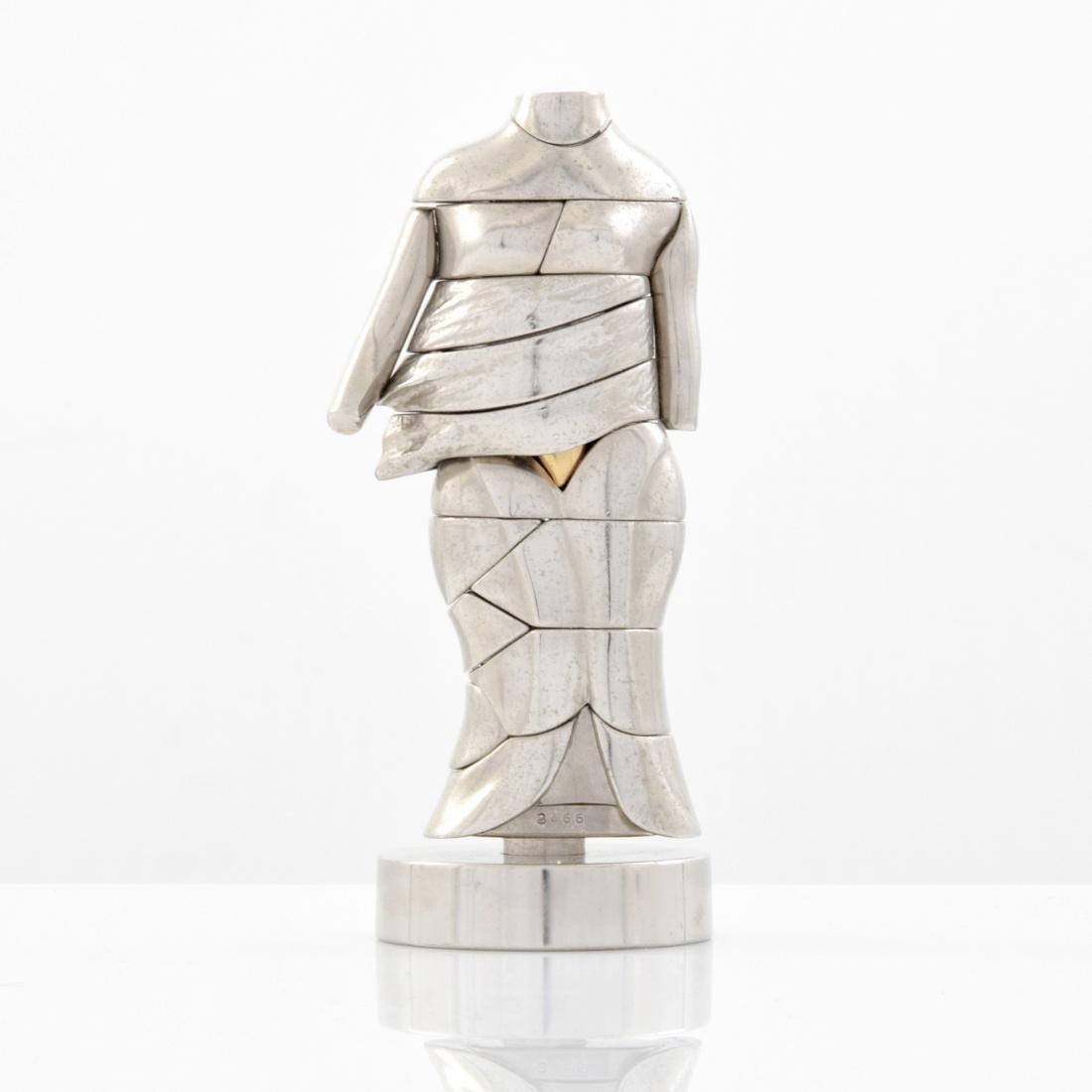 Miguel Berrocal MINI CARIATIDE Sculpture/Puzzle