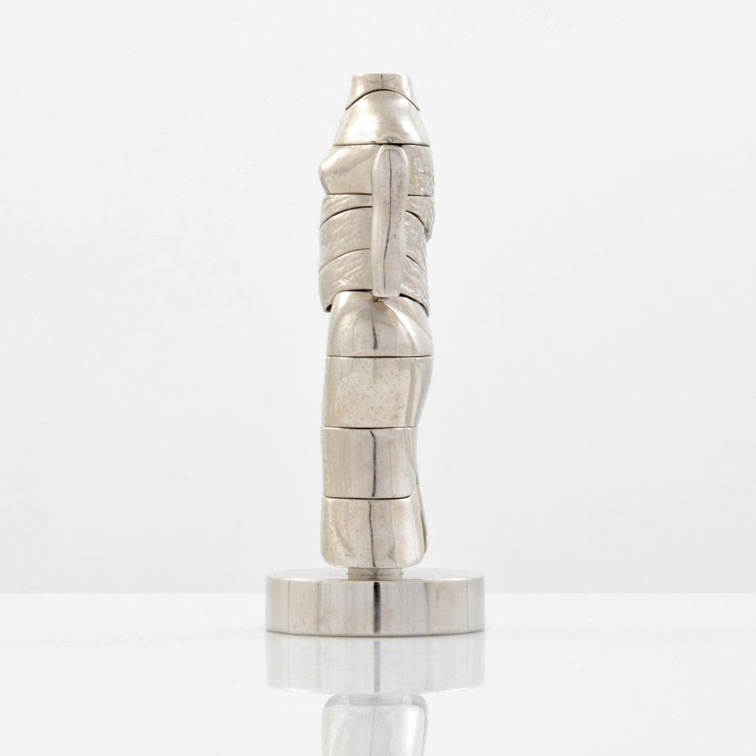 Miguel Berrocal MINI CARIATIDE Sculpture/Puzzle - 5