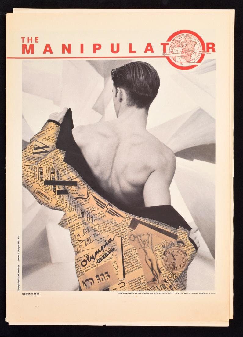 THE MANIPULATOR Magazines, Collection of 5 - 2