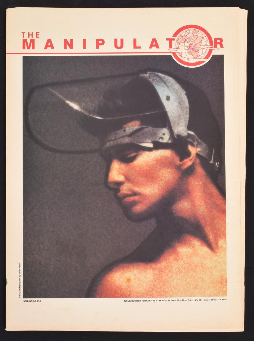 THE MANIPULATOR Magazines, Collection of 5 - 4
