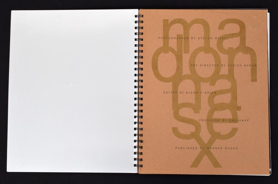 Madonna SEX Book - 10