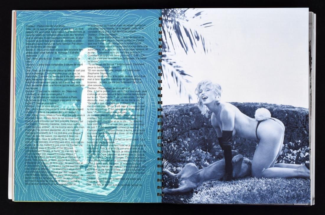 Madonna SEX Book