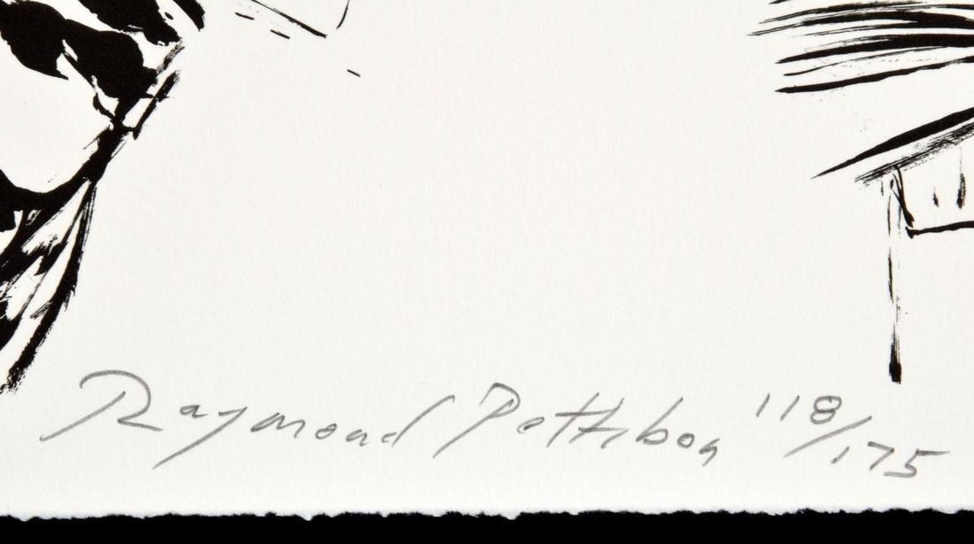 Raymond Pettibon Lithograph, Signed Edition - 3