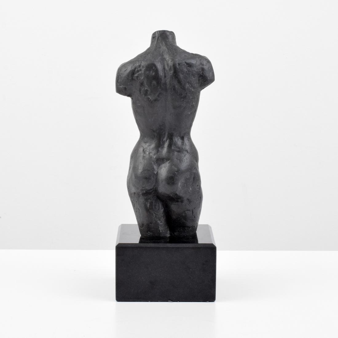 Farrah Fawcett Figural Bronze Sculpture - 2