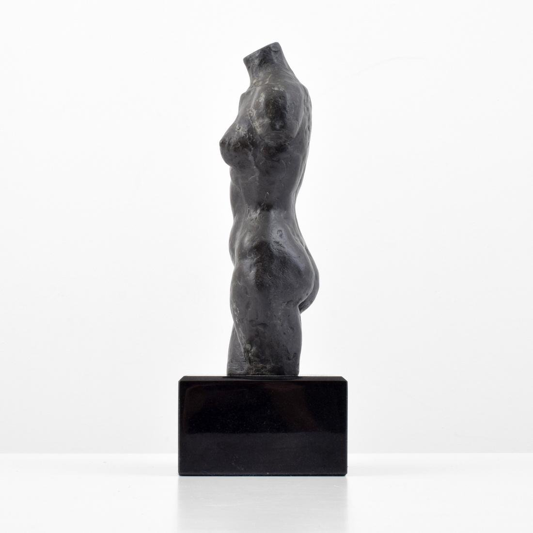 Farrah Fawcett Figural Bronze Sculpture - 3