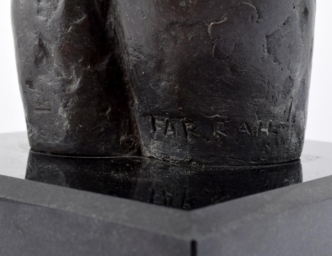 Farrah Fawcett Figural Bronze Sculpture - 5