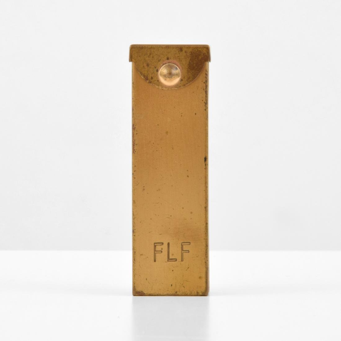 Farrah Fawcett Personal Monogrammed Lipstick Holder - 3