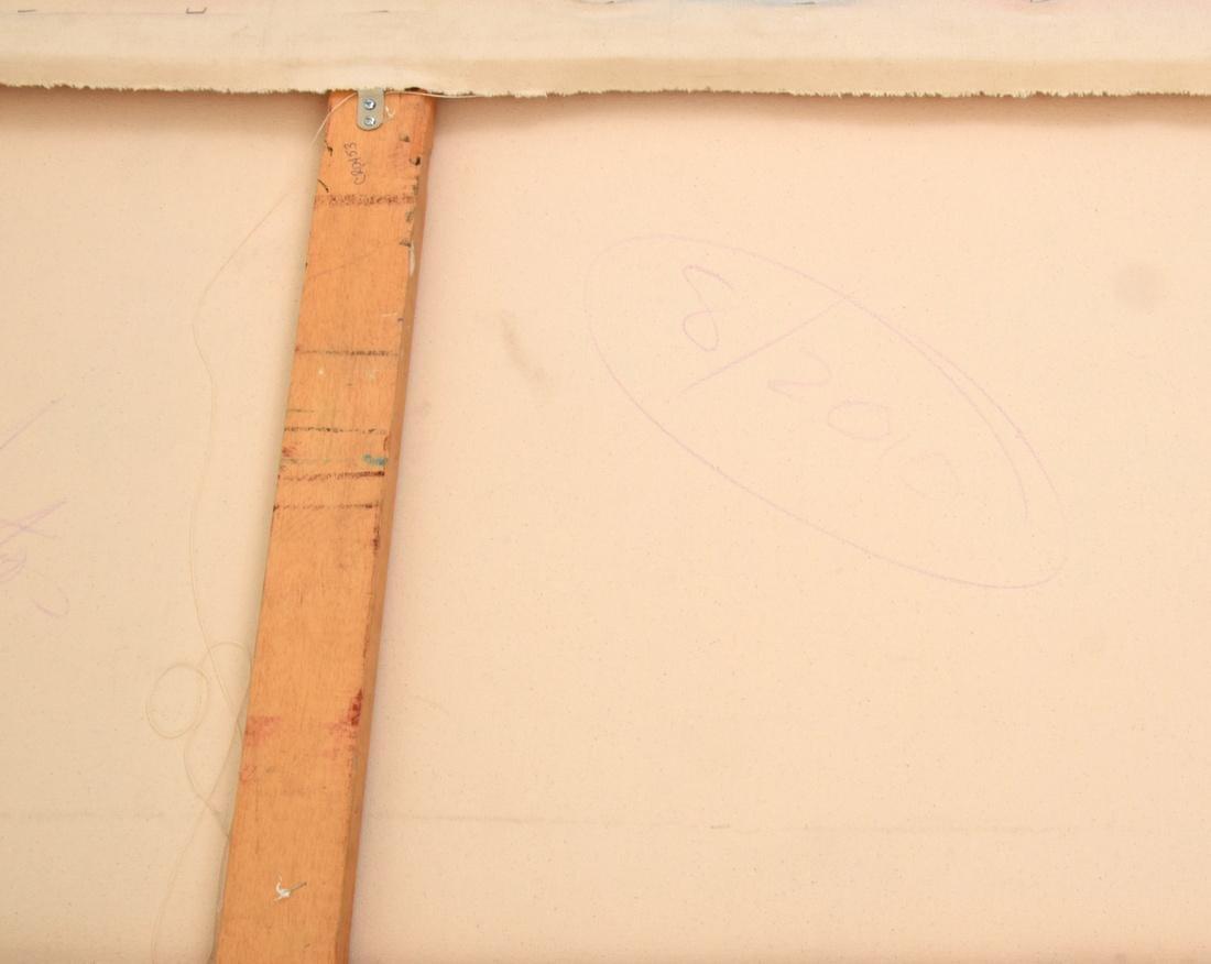 Crash (John Matos) Painting, Original Work - 4
