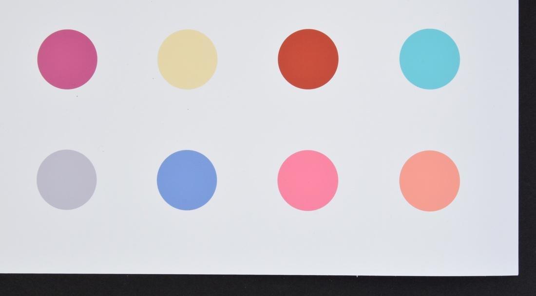 Colorful Polka Dot Print, Manner of Damien Hirst - 6