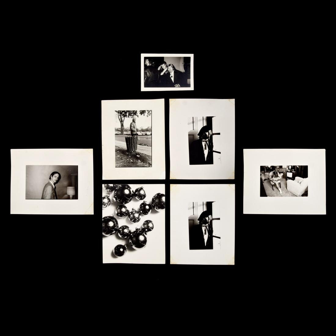 Christopher Makos Photograph Collection, 7 Works