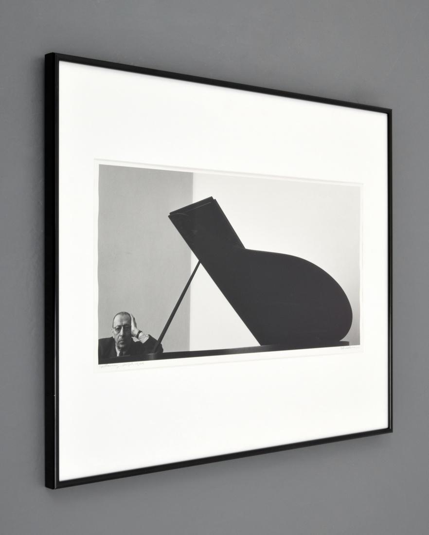 Arnold Newman IGOR STRAVINSKY Photograph - 4
