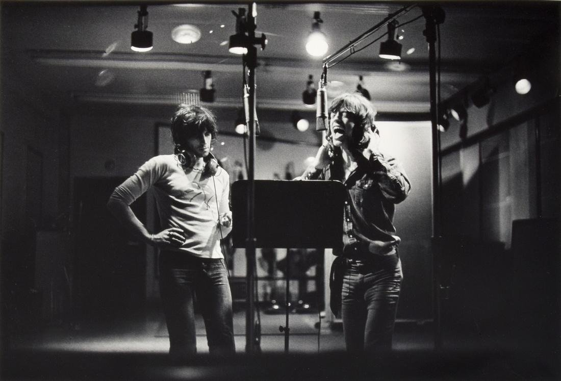 Jim Marshall MICK JAGGER/KEITH RICHARDS Photograph