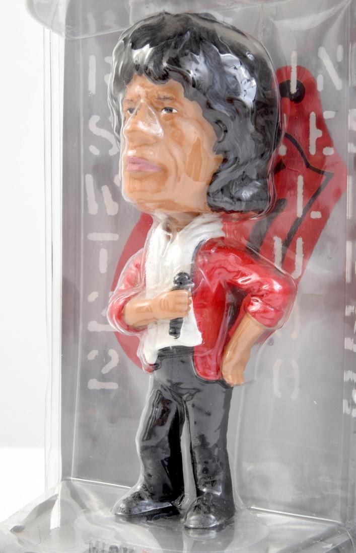 4 Rolling Stones Bobblehead Dolls - 2
