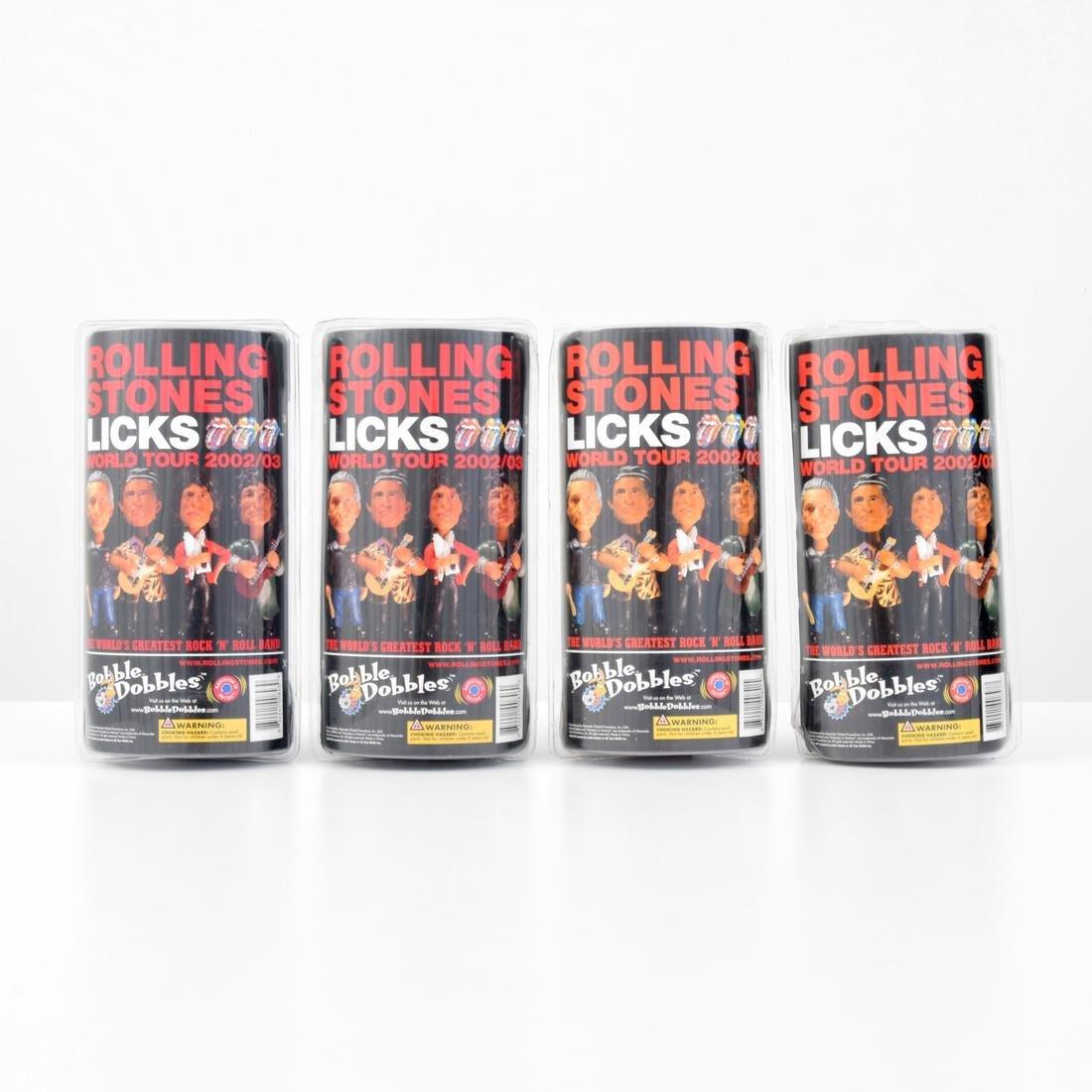 4 Rolling Stones Bobblehead Dolls - 7