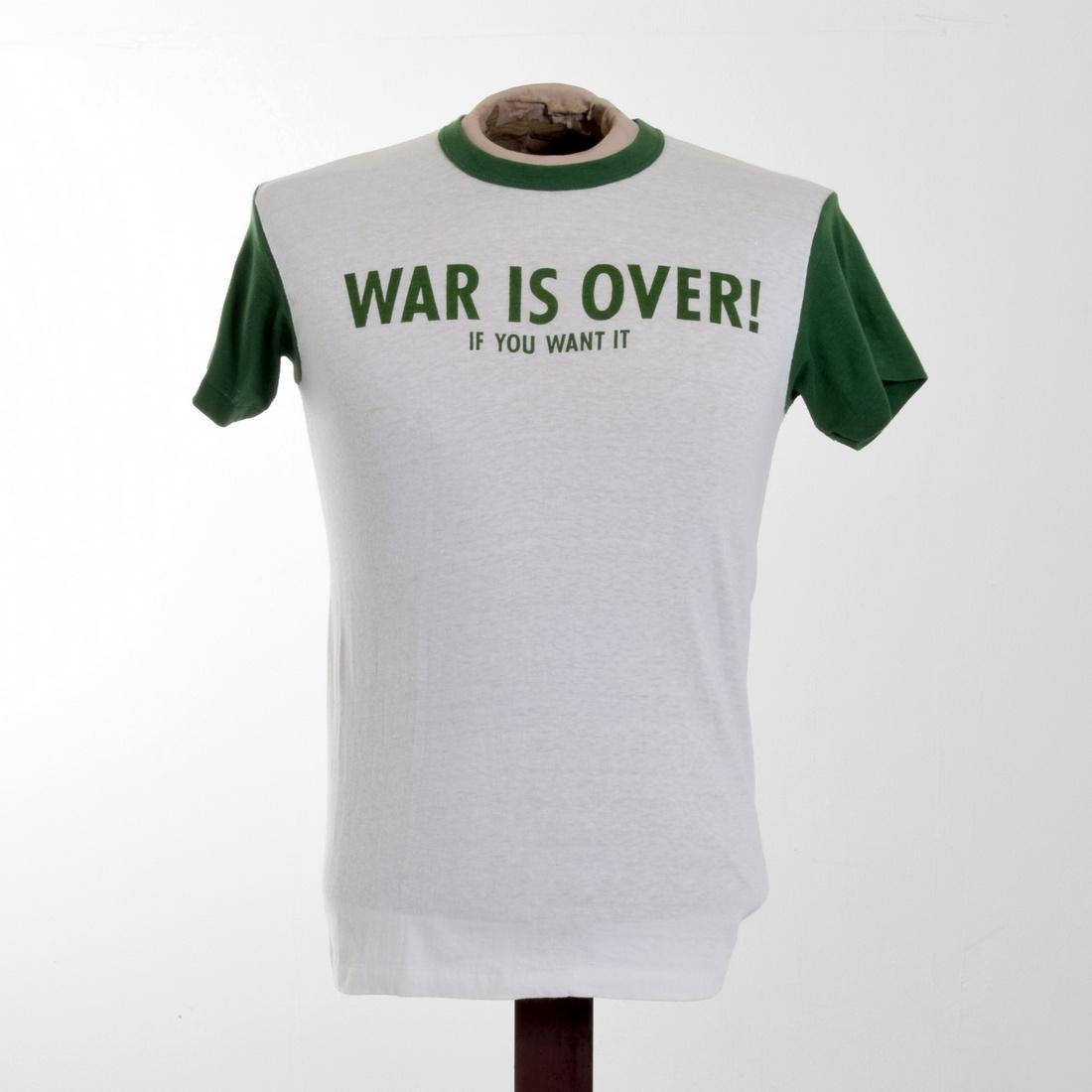 John Lennon/Yoko Ono-Designed Rare T-Shirt & 2 Books - 3