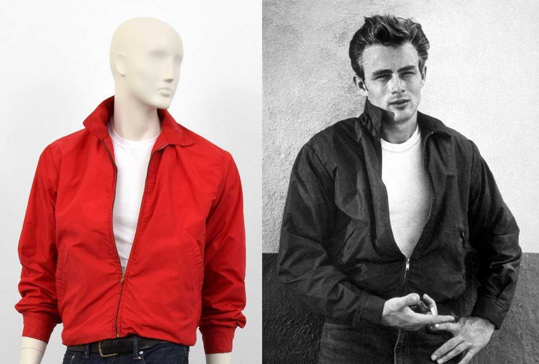 4b76fbf7d5ebb James Dean REBEL WITHOUT A CAUSE Red Jacket