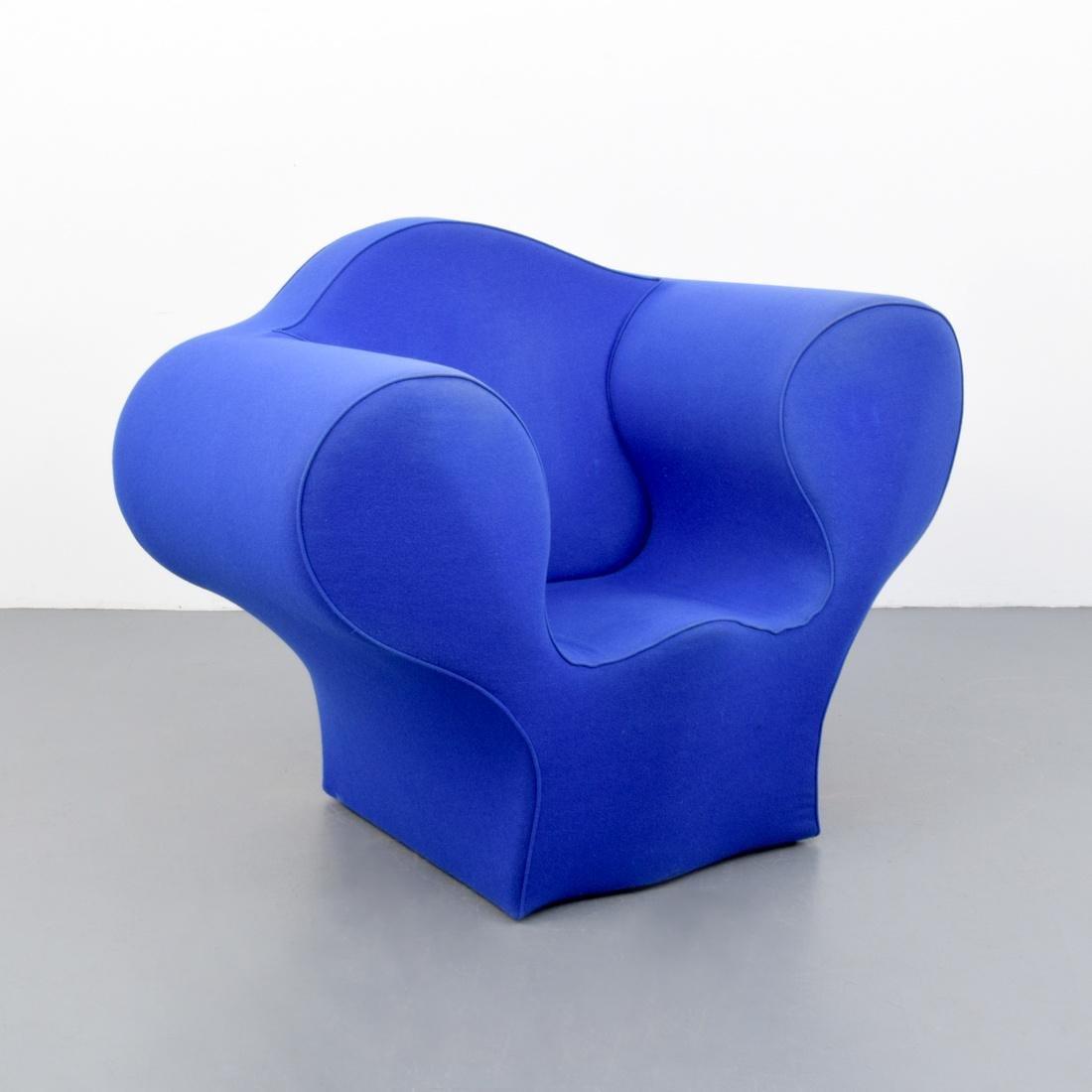 Ron Arad SOFT BIG EASY Lounge Chair
