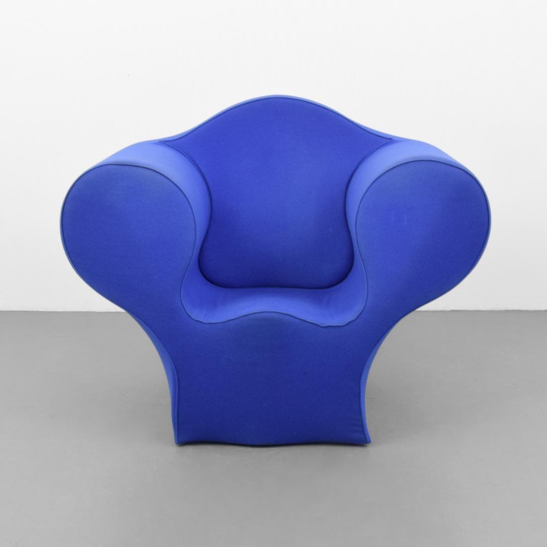 Ron Arad SOFT BIG EASY Lounge Chair - 7