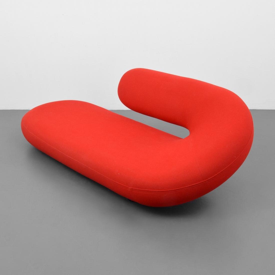 Geoffrey Harcourt CLEOPATRA Lounge Chair