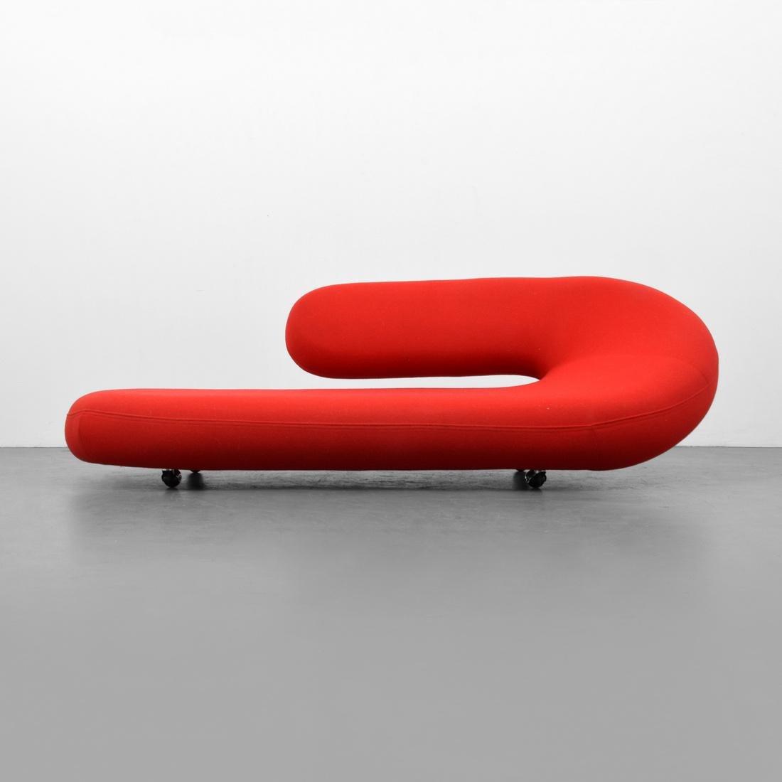 Geoffrey Harcourt CLEOPATRA Lounge Chair - 2