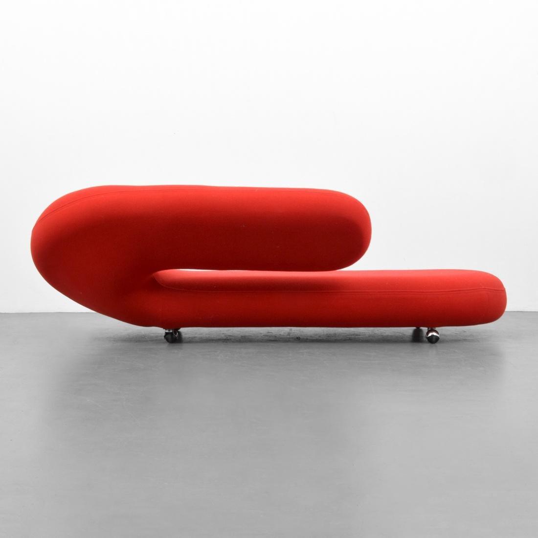Geoffrey Harcourt CLEOPATRA Lounge Chair - 4